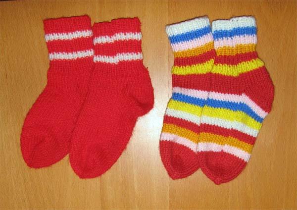 красивые носки вязать - Выкройки одежды для детей и взрослых.